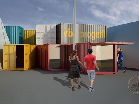 Realizzazione nuovo centro sportivo