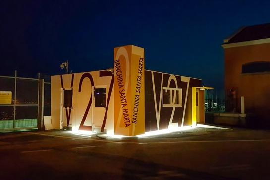 Box per controllo/security varchi di accesso al Terminal Passeggeri del Porto di Venezia
