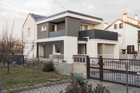 CASA SB - Nuova costruzione di villetta